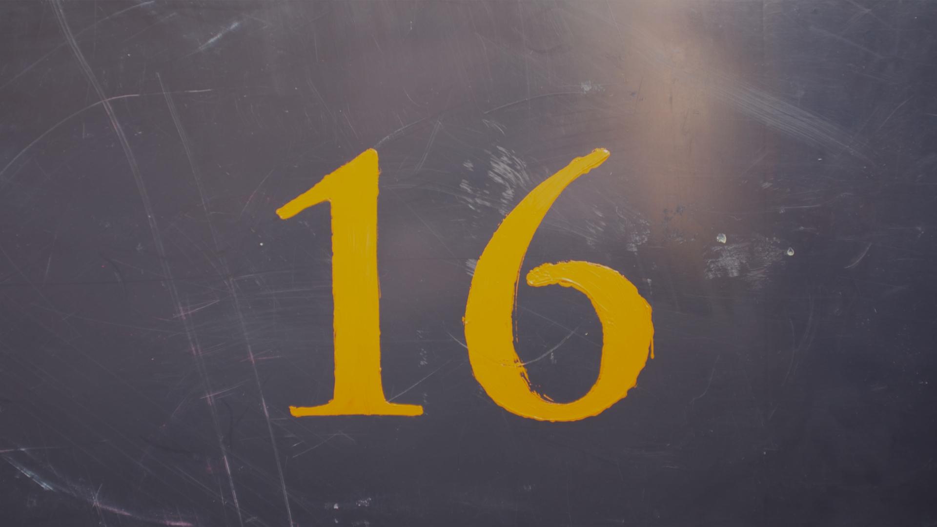 Egy-hat. 16